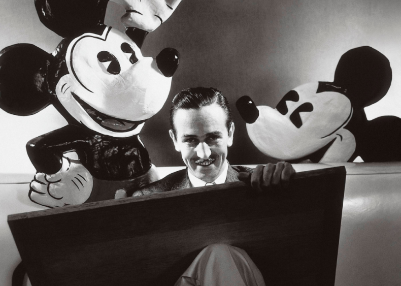 1930: The Mickey Mouse comic strip