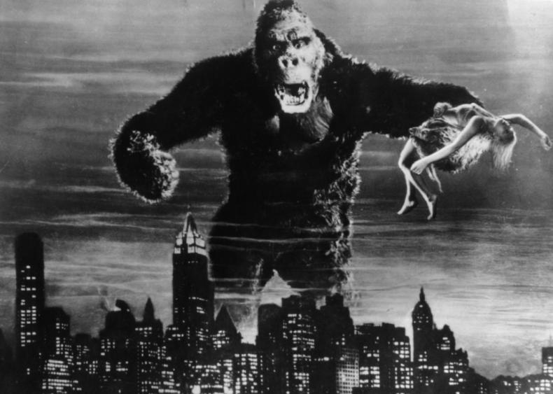 1933: King Kong made crowds go ape