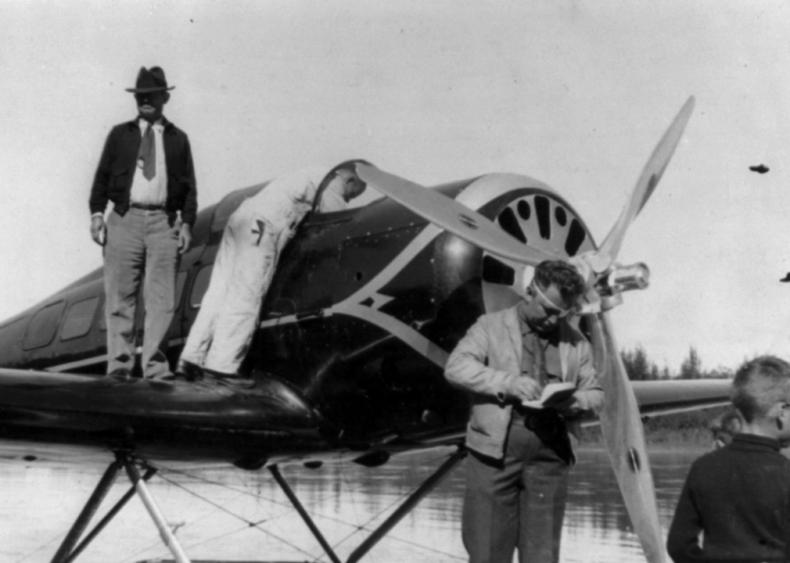 1935: A cowboy savant