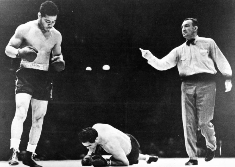 1938: Joe Louis gets revenge