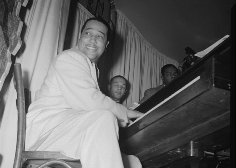 1943: Carnegie Hall welcomes a Duke