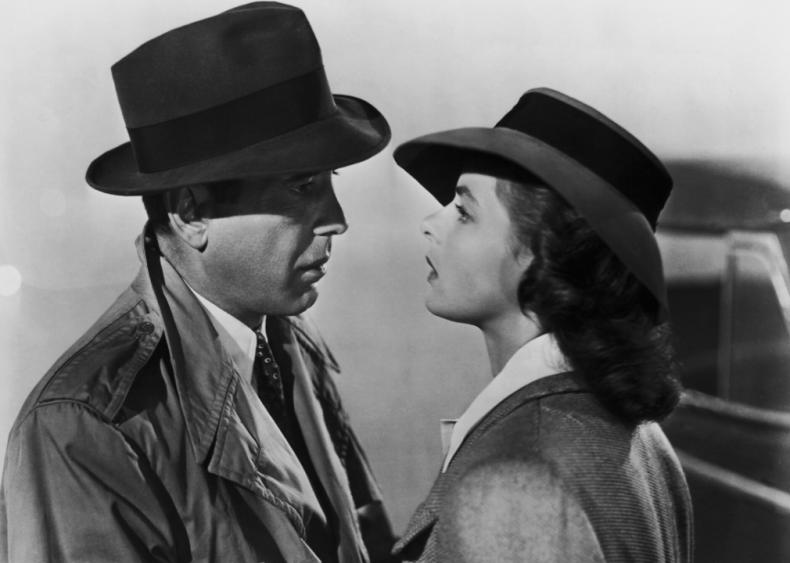 1944: Casablanca captures an Oscar