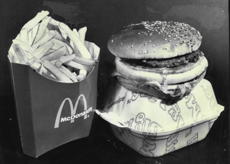 1967: Fast food firsts