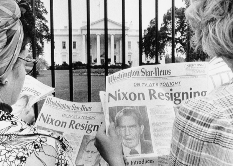 1974: Stockholm Syndrome and Watergate