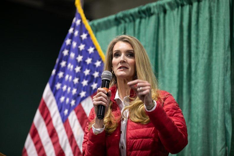 Kelly Loeffler Parler campaign money billionaire traitor