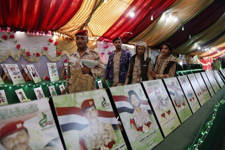ansar, allah, houthi, martyrs, yemen