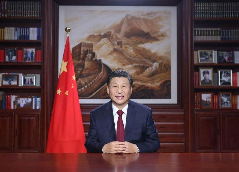 china, president, xi, jinping, new, years