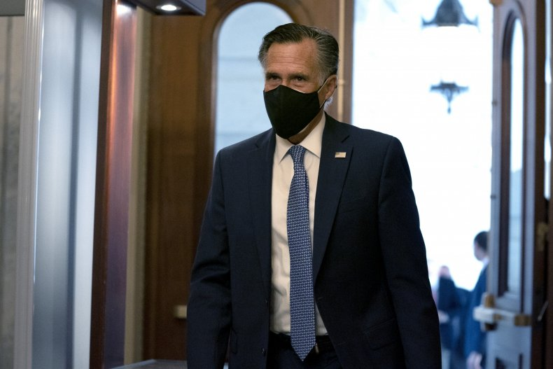 Mitt Romney Dec 2020