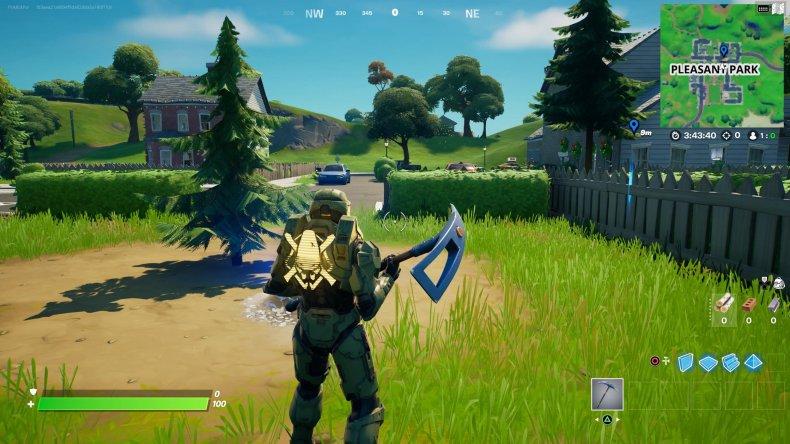 fortnite gnome dig 3 gameplay