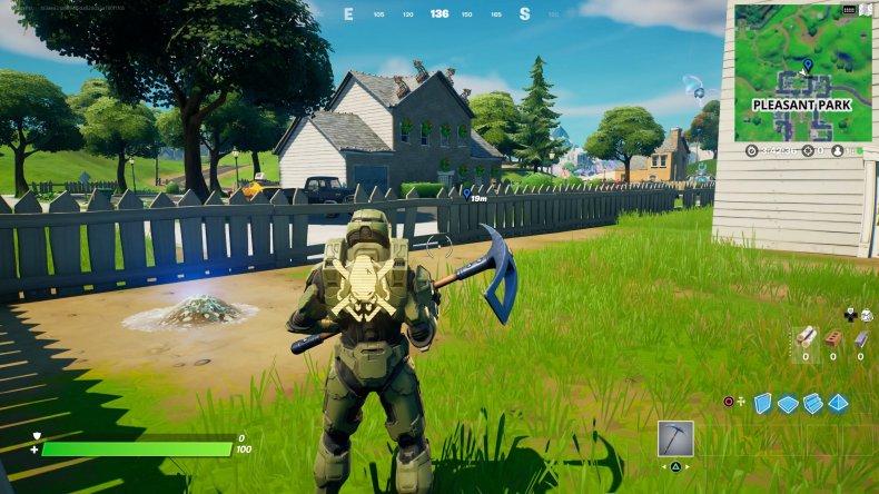 fortnite gnome dig 4 gameplay