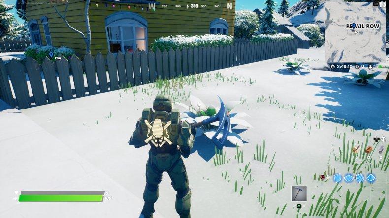 fortnite gnome bury 3 gameplay