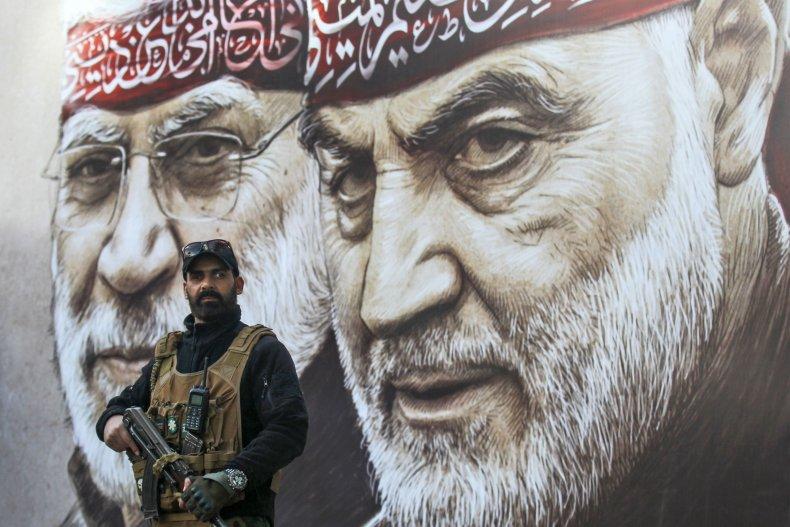 iraq, militia, solemani, muhandis, baghdad