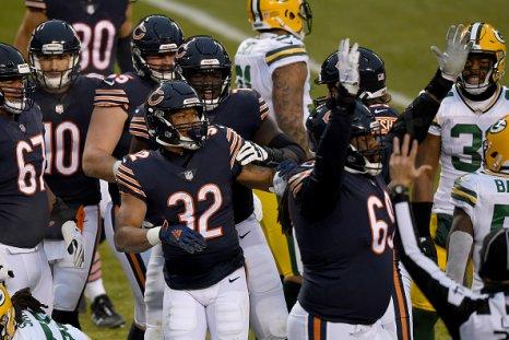 Chicago Bears NFL Playoffs 2021