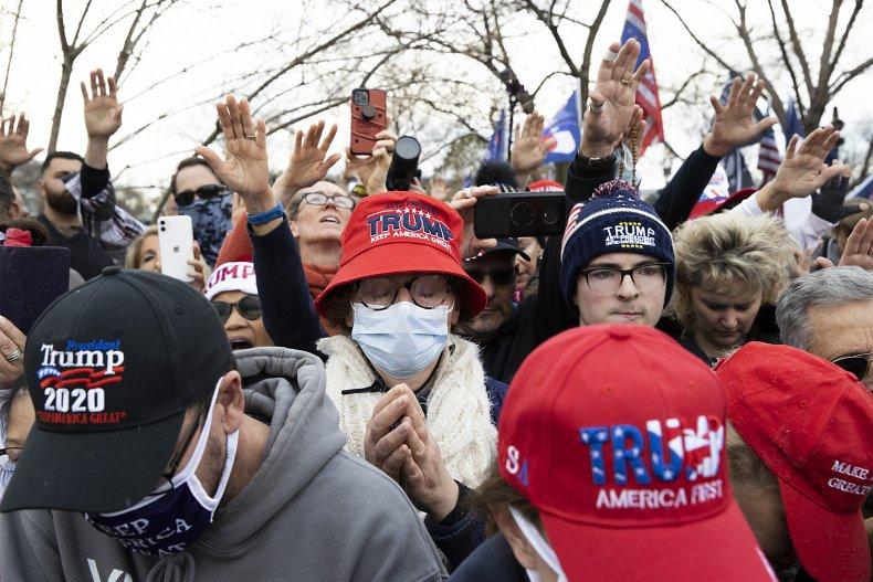 Donald Trump Protests 2020