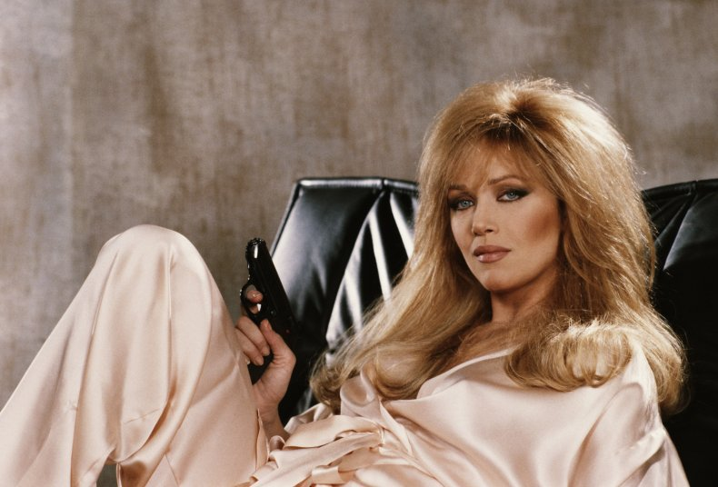Tanya Roberts James Bond film