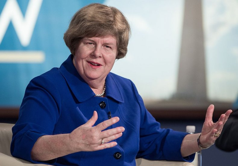 Christina Romer, former Obama economic adviser