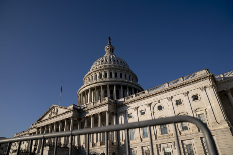 Senate Meets To Vote On Cloture For