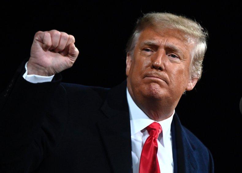 Donald Trump Georgia rally December 2020