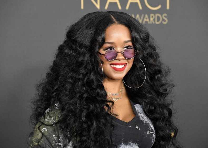 #99. 'Slide' by H.E.R. feat. YG