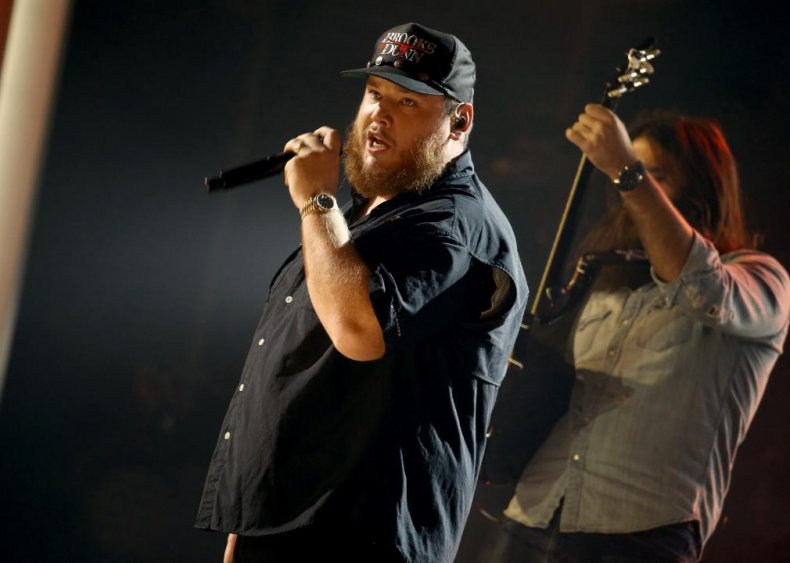 #85. 'Even Though I'm Leaving' by Luke Combs
