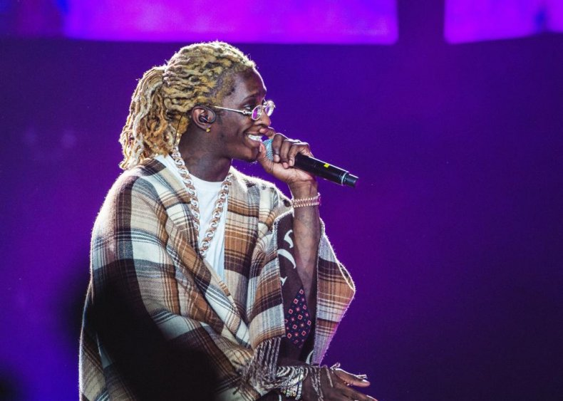 #72. 'Hot' by Young Thug feat. Gunna