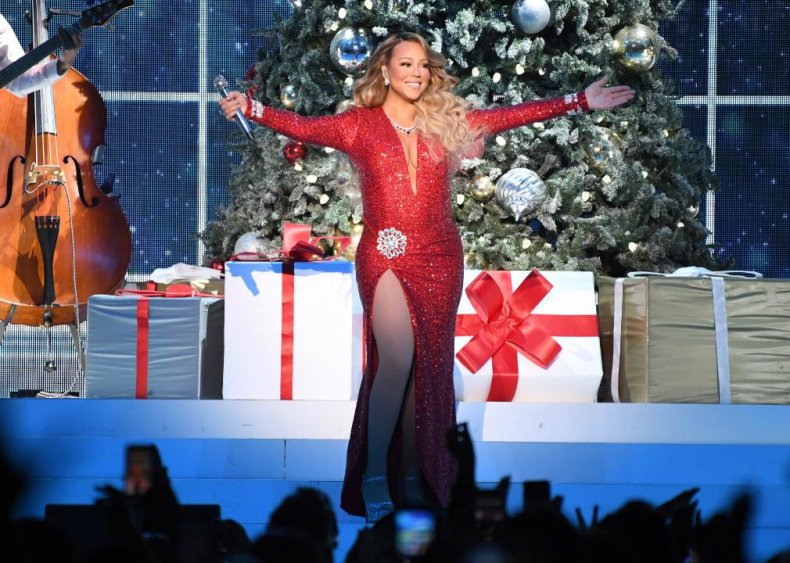 #67. 'All I Want for Christmas Is You' by Mariah Carey