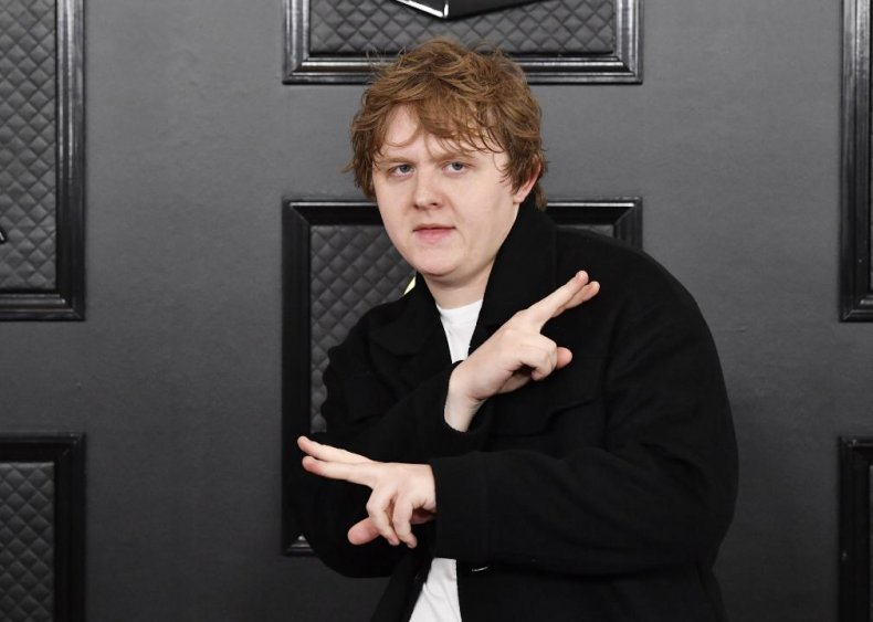 #10. 'Someone You Loved' by Lewis Capaldi
