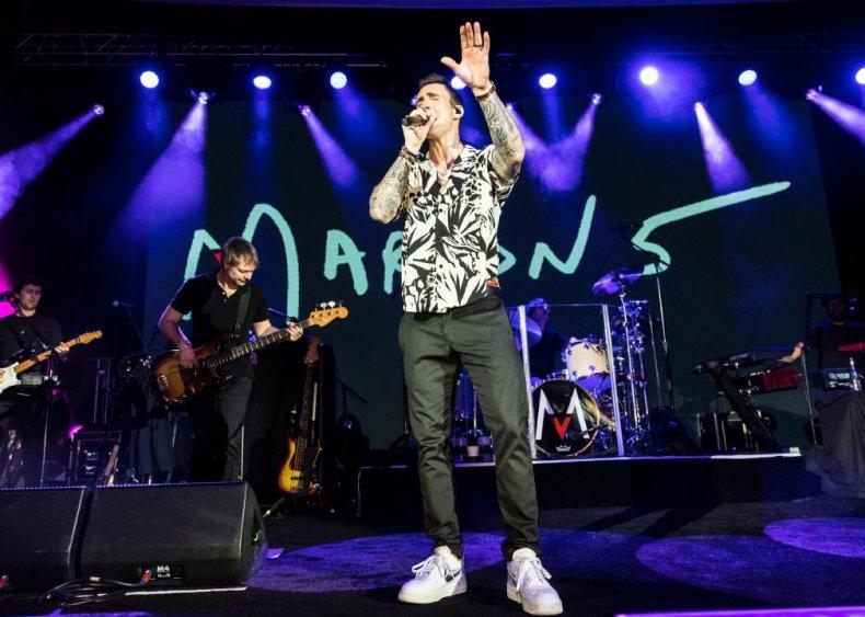 #8. 'Memories' by Maroon 5