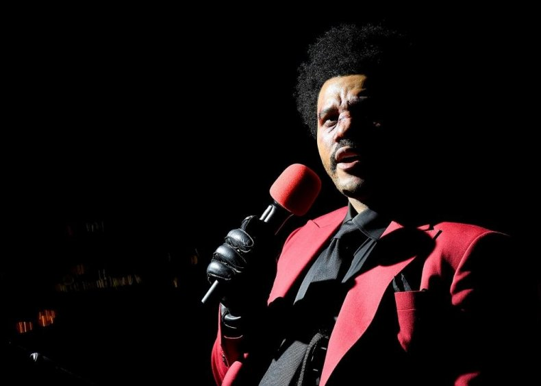 #1. 'Blinding Lights' by The Weeknd