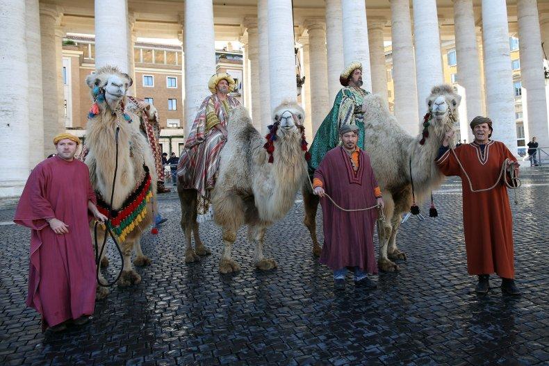 Three Kings Day Epiphany