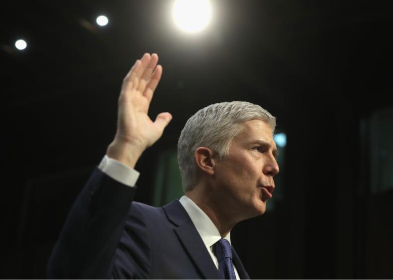 Trump nominates Gorsuch for Supreme Court