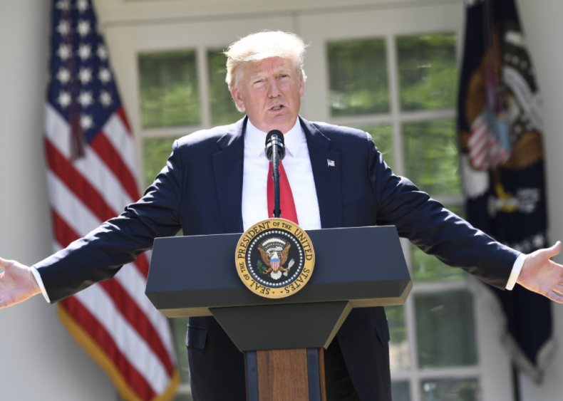 Trump withdraws US from Paris Climate Accord