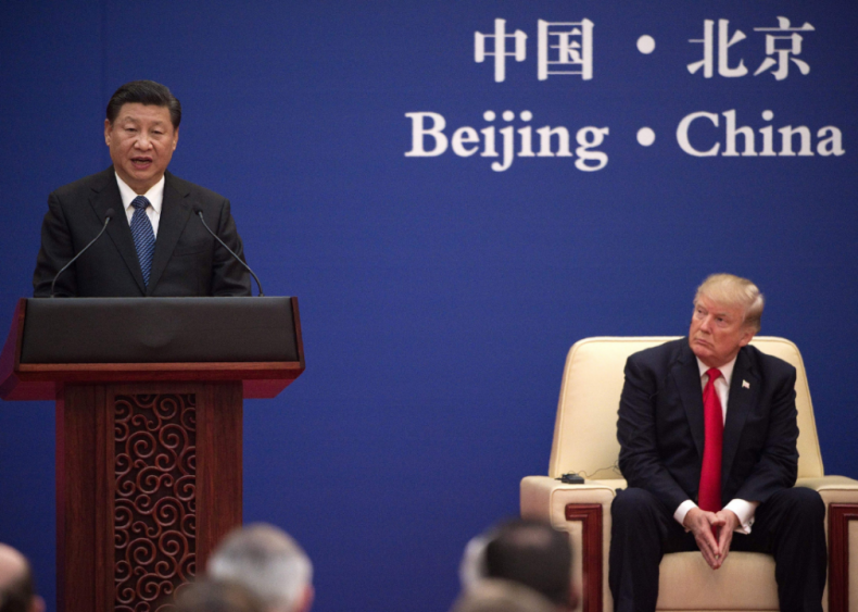 Trump fails to boot China From WTO