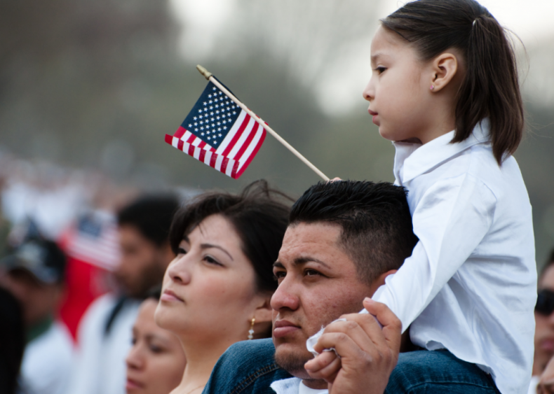 US Constitution guarantees birthright citizenship
