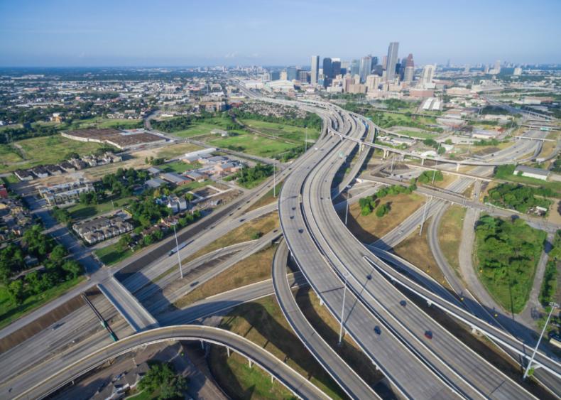 Infrastructure funding falls away