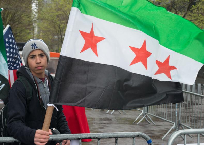 No safe zone for Syrian refugees