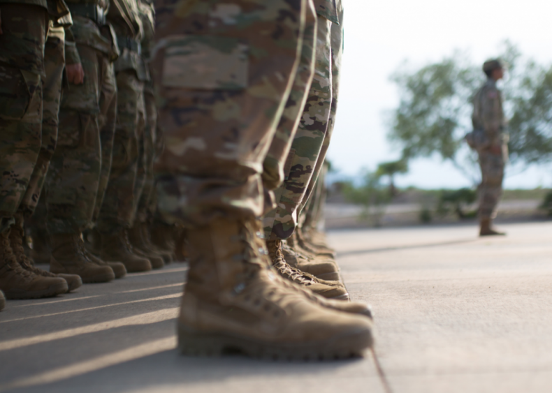 Size of US Army remains the same