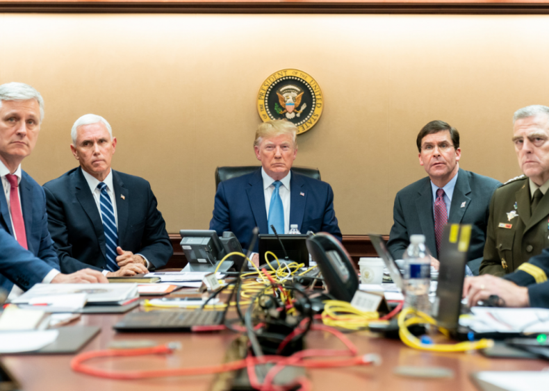 Trump administration leaves ISIS weaker