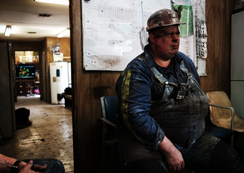 Trump can't save coal mines