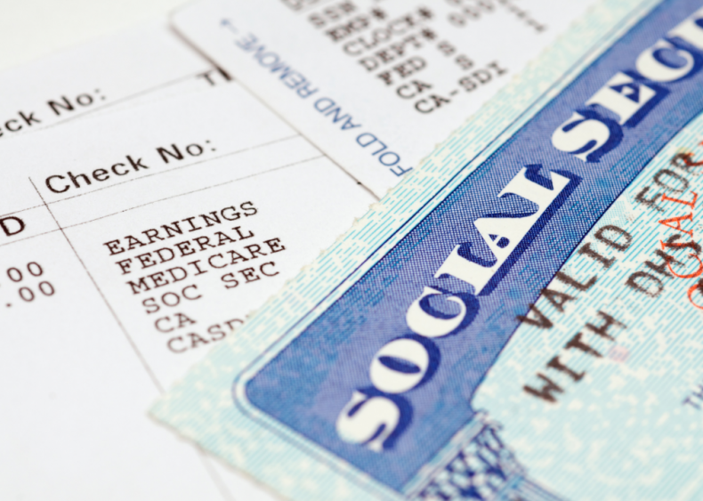 Social Security survives with no cuts