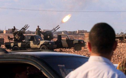 libya, commander, war, funeral
