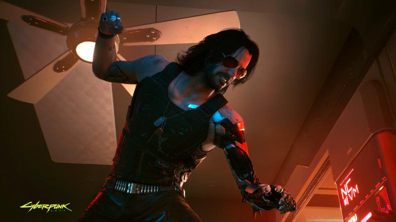 cyberpunk 2077 third person mod johnny