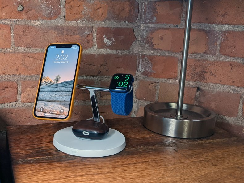 Belkin 3-in-1 Wireless Charger with Magsafe Review
