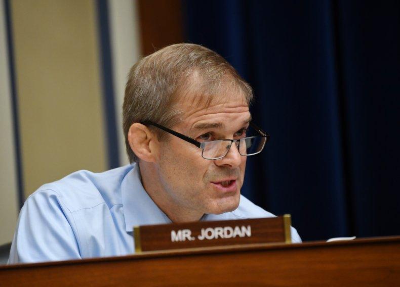 Jim Jordan Trump Medal of Freedom