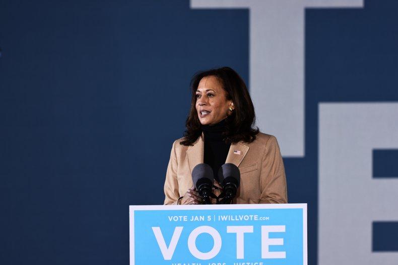 kamala harris criticized by MLK's niece