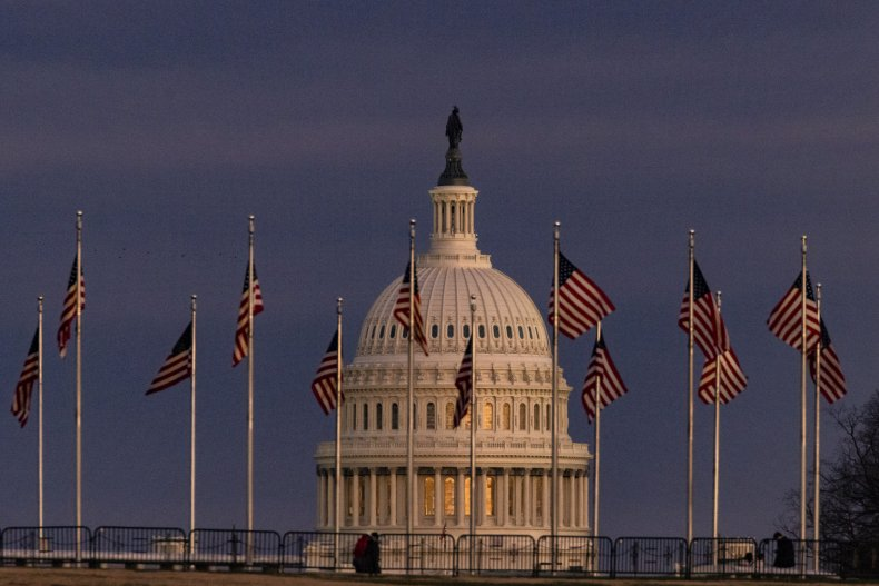 Congress meets for Electoral College certificaiton