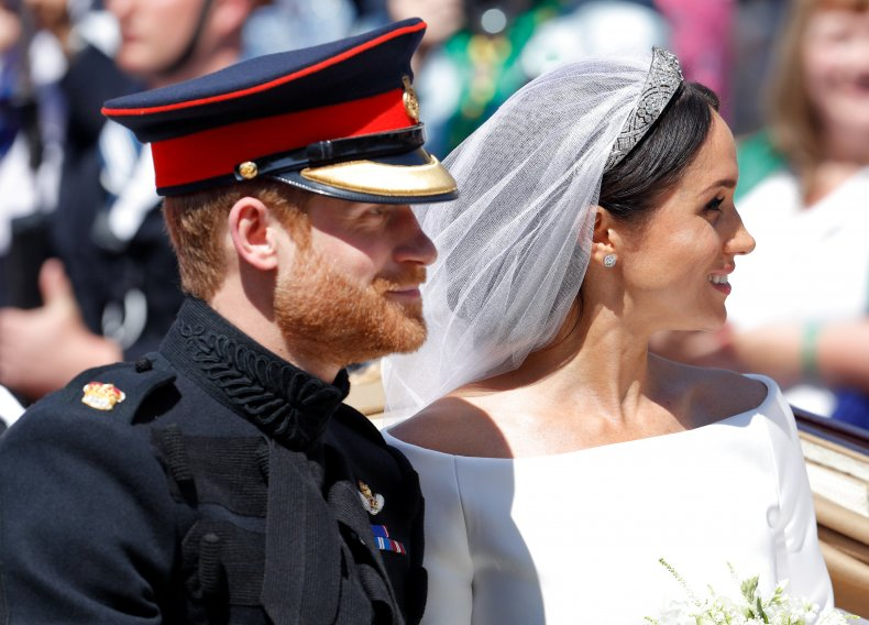 Prince Harry and Meghan Markle get Married