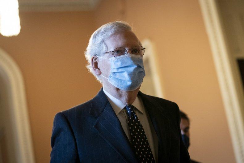 Mitch McConnell, U.S. Senate, Electoral College, Election