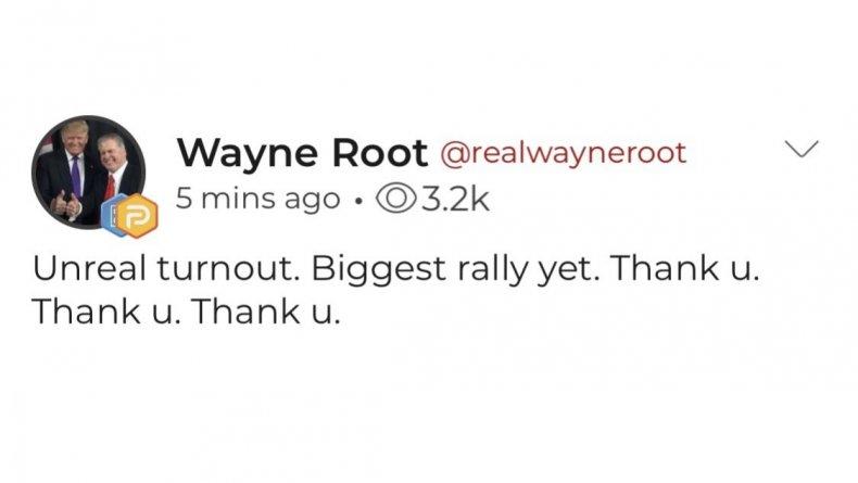 parler wayne root