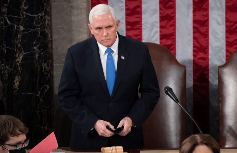 Violence at Capitol Reignites Talk of Pence Deploying 25th ...